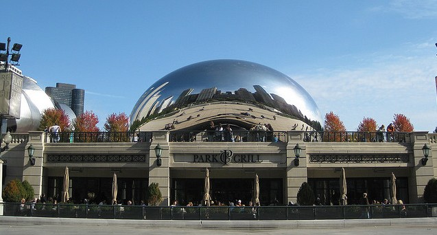 cloud gate chicago Chicago: Popular Attractions and My Favorite Tourist Traps