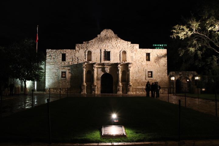 alamo san antonio texas Four Short Days in Texas: Day Trips to Austin, San Antonio, Fort Hood, and Salado