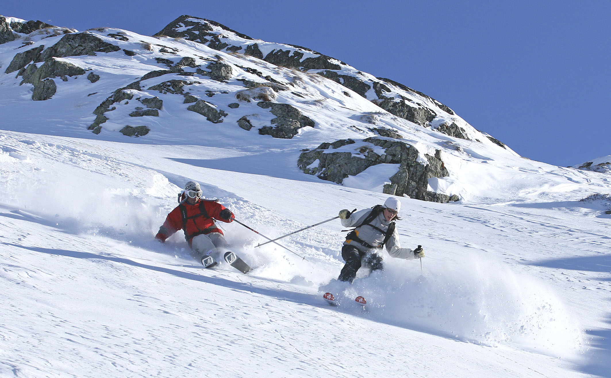 Kosher Ski Vacations in Les Deux Alpes, France 2